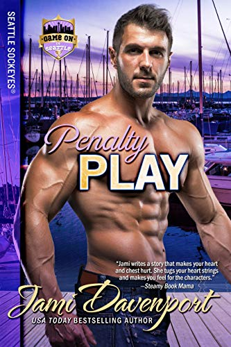 Penalty Play: Game On in Seattle (Seattle Sockeyes Book 6)