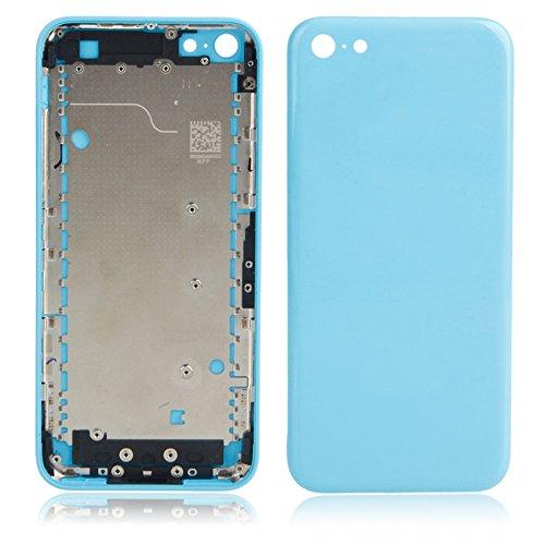 Alloggiamento posteriore per Apple iPhone 5C, blu, Housing