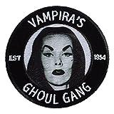 Kreepsville 666 Presents'Vampira's Ghoul Gang' Iron On Patch