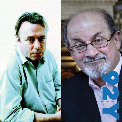 Christopher Hitchens in Conversation with Salman Rushdie audiobook cover art
