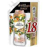 レノア ハピネス アロマジュエル ビーズ 衣類の香りづけ専用 アプリコット&ホワイトフローラルブーケ 詰め替え 約1.8倍(805mL/482g)