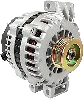 DB Electrical ADR0370 New Alternator For Buick, Chevrolet, Gmc, Isuzu, Saab, 4.2L 4.2 Trailblazer Envoy 07 08 09 2007 2008 2009, Ascender 07 08 2007 2008, Rainier 07 2007 15225928 8400107 8152259280