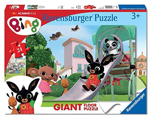 Ravensburger Bing Puzzle, Pavimento, 24 Pezzi, 03016