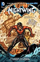 Second City[NIGHTWING #04 2ND CITY NEW 52/][Paperback]