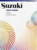 Suzuki Violin School 1: Violin Part (Suzuki Violin School, Violin Part)