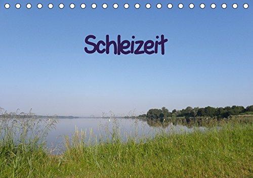 Schleizeit (Tischkalender 2018 DIN A5 quer): Lieblingsbilder für Schlei-Fans (Monatskalender, 14 Seiten ) (CALVENDO Natur) [Kalender] [Apr 01, 2017] Rohland www.schleizeit.de, Anke