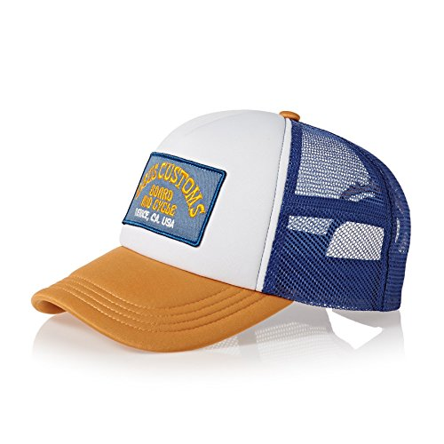 DEUS Soup Trucker cap - Orange