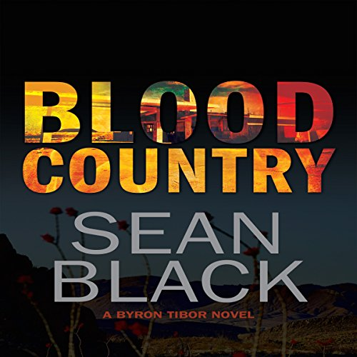 Couverture de Blood Country
