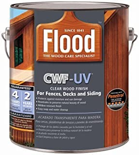 Cwf Clear Wood Finish With Uv Resistance Natural Tone 1 Gl