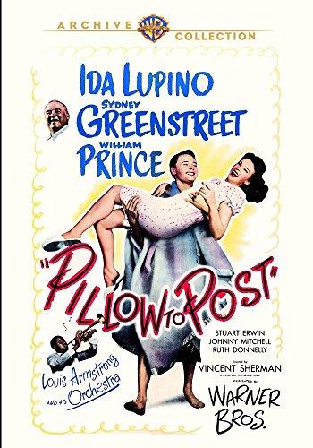 Pillow to Post -  DVD, Vincent Sherman, Sydney Greenstreet