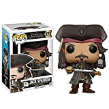 Funko Pop Movie Pirates of The Caribbean - Jack Sparrow Figure Collectible Toy Boy's Toy