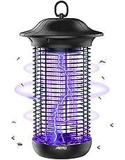Aerb Lámpara Antimosquitos Eléctrico UV 18W, LED Mosquito Lámpara Trampa
