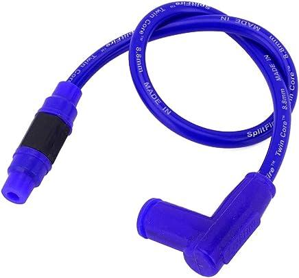 JFG RACING - Cables de Encendido para bujías de 8,8 mm de Alto Rendimiento