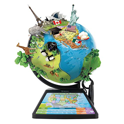 Oregon Scientific SG268R Smart Globe...