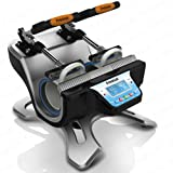 Coral 2 IN 1 Mug Heat Press Transfer Machine