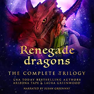 Renegade Dragons: The Complete Trilogy cover art
