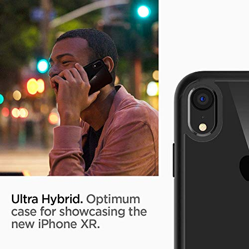 Spigen Ultra Hybrid, iPhone XR Hülle - 4