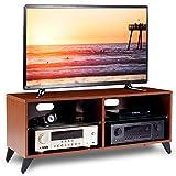 RFIVER Meuble TV Scandinave Armoire Salon Moderne Table télévision pour Télé 4...