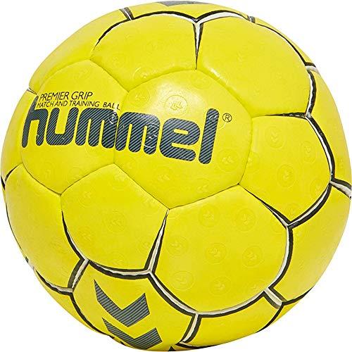 hummel hmlPREMIER GRIB HB-Handball Sport, Gelb/Weiß, 1