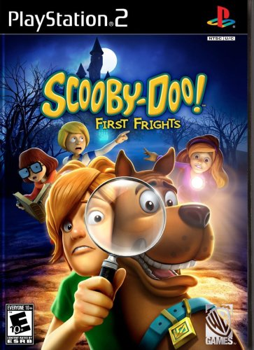 Scooby Doo! First Frights - PlayStation 2