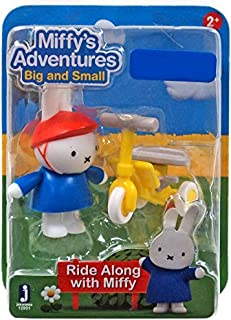 Miffy's Adventures Big and Small-Ride Along with Miffy