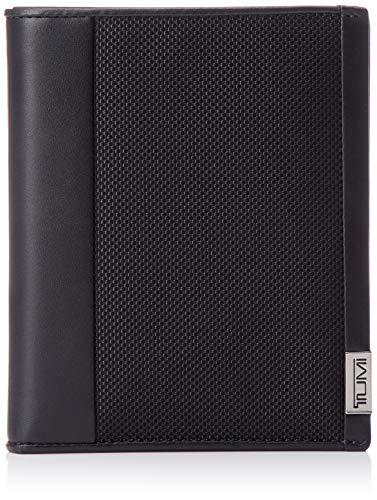 [トゥミ] 公式 正規品 Alpna SLG パスポートケース 12 cm 0.091kg 0119271 Black Chrome