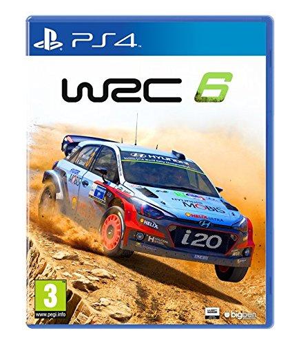 PS4 WRC 6: World Rally Championship
