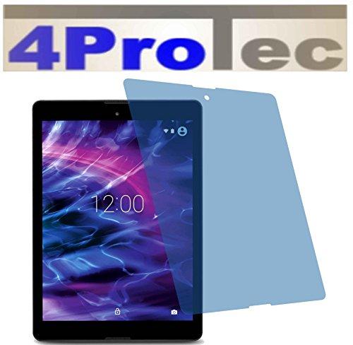 4ProTec I 2X ANTIREFLEX matt Schutzfolie für Medion Lifetab P9702 Premium Bildschirmschutzfolie Displayschutzfolie Schutzhülle Bildschirmschutz Bildschirmfolie Folie