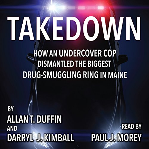 Couverture de Takedown