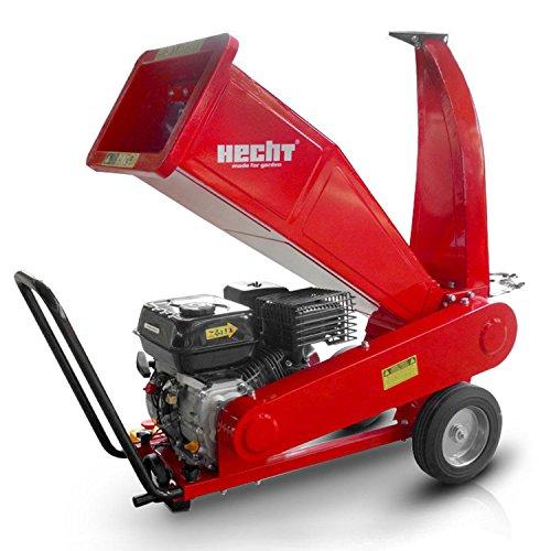 Trituradora de madera Hecht 6208de gasolina, para jardín (5,2kW/7,0CV)