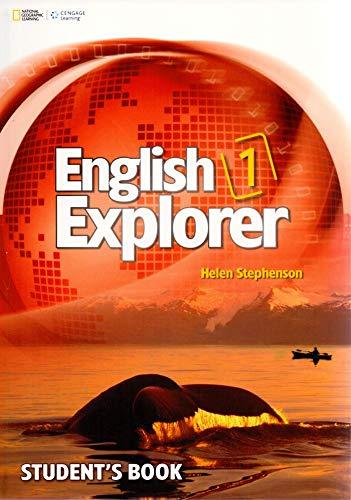English Explorer 1: Student Book + Multirom
