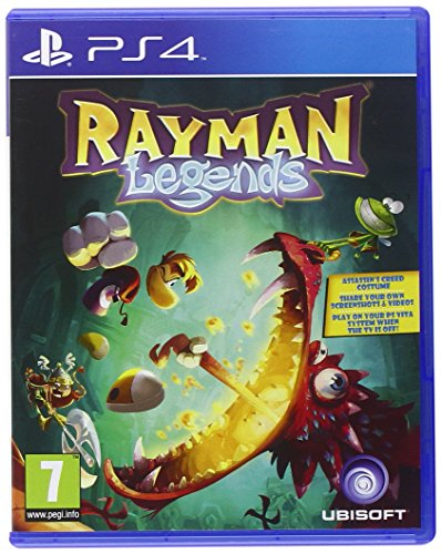 PS4 - Rayman Legends - [European Version]