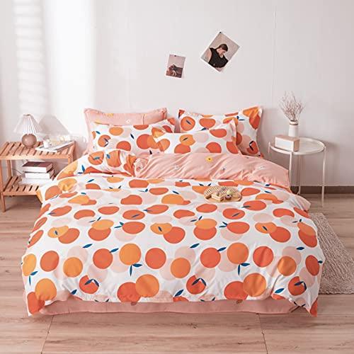 Aloe Cotton Vierteilige Skin Friendly Duvet Deal Single Dorm Single, Bedding & Bedding Duvet Coveredwaredatingfor135x200cm -155X220cm,39