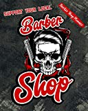 Support Your Local Barber Shop: Barber Shop Planner Manage Your Time And Everyone Else's To A Tee