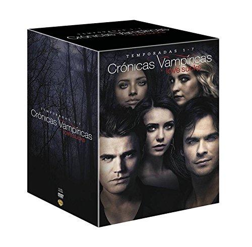 Crónicas Vampíricas Temporada 1-7 [DVD]