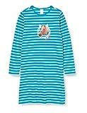 Schiesser Mädchen 1/1 Nachthemd, Petrol, 152