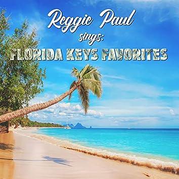 Reggie Paul Sings Florida Keys Favorites
