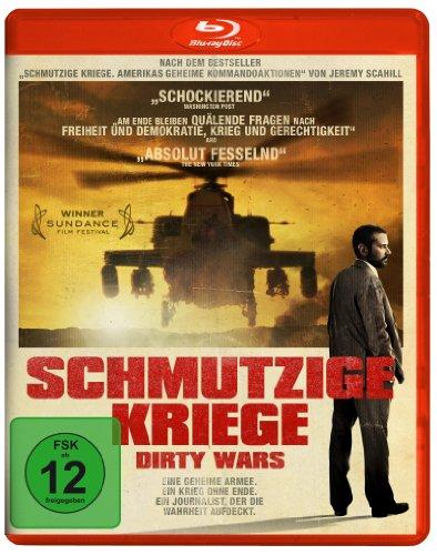 Schmutzige Kriege - Dirty Wars [Blu-ray]