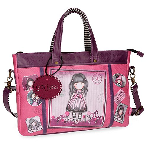 Bolso para ordenador Gorjuss Sugar and Spice