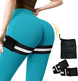 Blood Flow Restriction Bands for Women Glutes,Hip Building.Portable BFR Booty Bands Occlusion Training Bands,Fabric Resist...