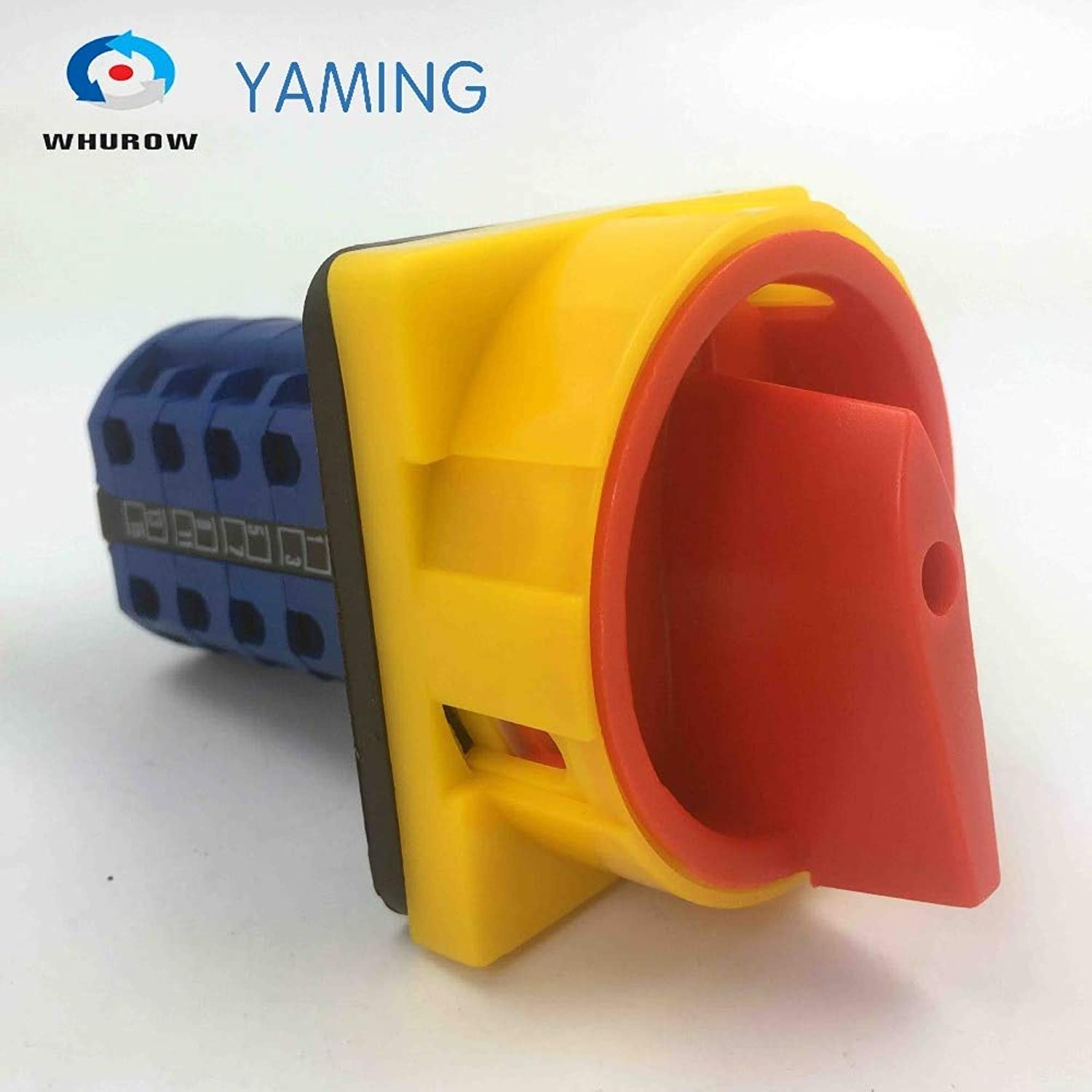 LW2620 690V 20A Padlock redary Cam Switch OffON 2 Position 4 Poles 16 terminals Main Switch Emergency Stop YMW2620 4GS