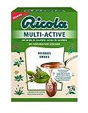 Ricola - caramelos multi-active, caja 51g, sabor hierbas