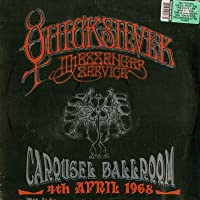 Live At The Carousel Ballroom 4th April 1968