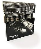 Termix Evolution Soft/Basic/Plus - Juego de Cepillos Térmicos (5 unidades) MLT-EVO5S (Basic)