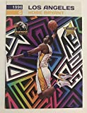 1996 Kobe Bryant Rookie Prism Style Star Rookie Card Los Angeles Lakers. rookie card picture