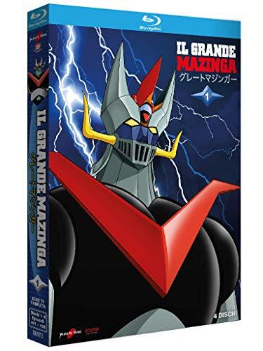 Il Grande Mazinga- Volume 1 (Collectors Edition) (4 Blu Ray)