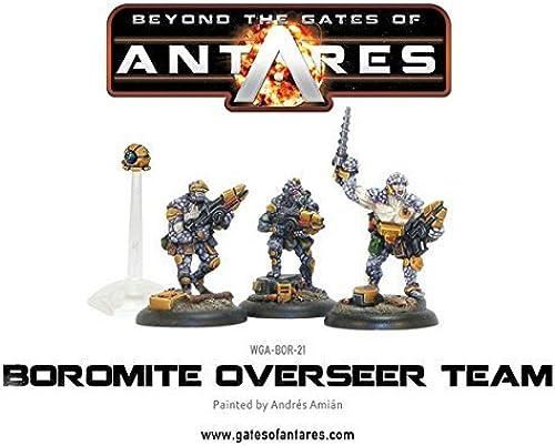 ventas en linea Boromite Overseer Team - - - Wargaming - Warlord Games by Gates of Antares  gran selección y entrega rápida