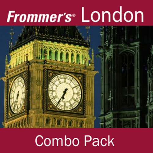 Frommer's London Combo Pack audiobook cover art