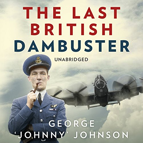 The Last British Dambuster cover art