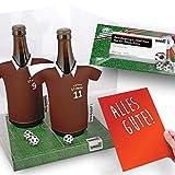 Alles für St. Pauli-Fans by Ligakakao.de Home-Trikot ist jetzt Mein TRIKOTKÜHLER Geschenk-Set (2X Trikots + 1 ZÄPFCHEN)